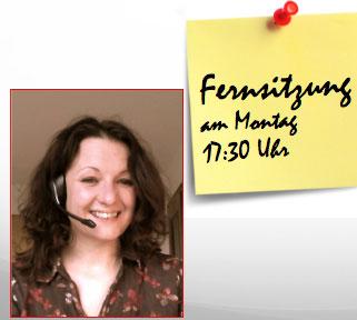 Online coaching bei Julie Weyrer-Seer